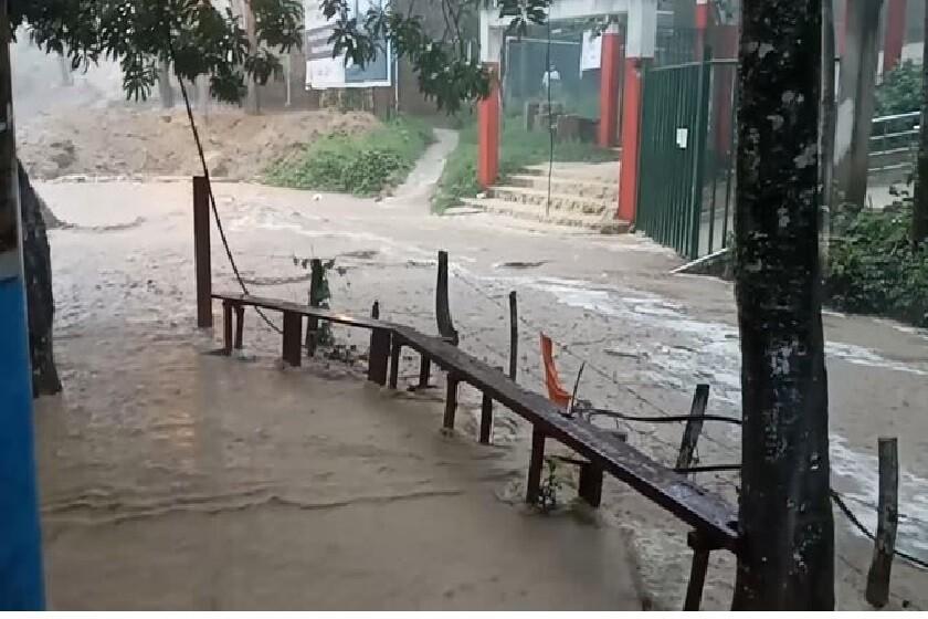 370645_BLU Radio //Las lluvias causaron desbordamiento de algunas represas // Foto: Cortesía