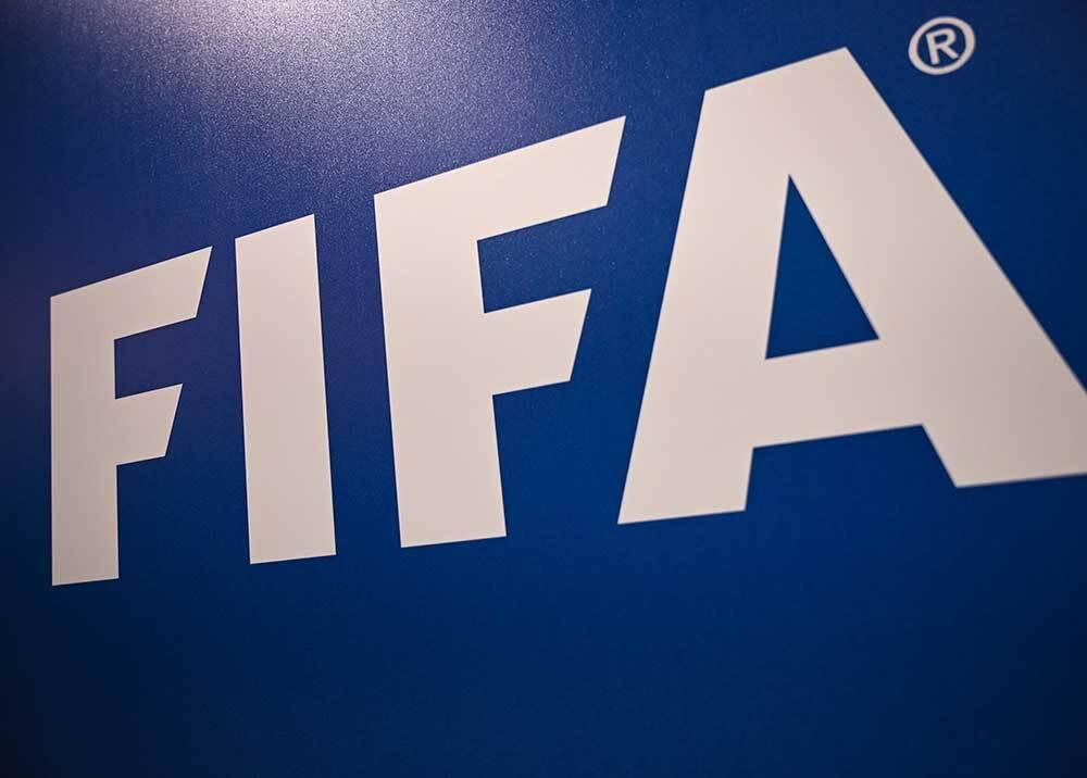 329227_BLU Radio // Logo de Fifa // Foto: AFP