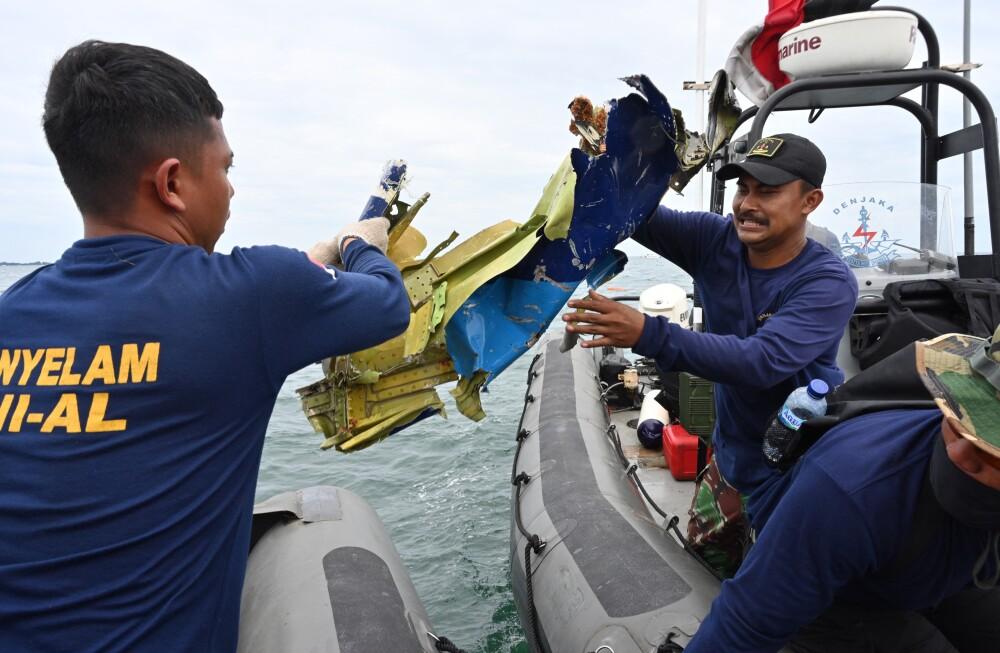 INDONESIA ACCIDENTE DE AVIÓN