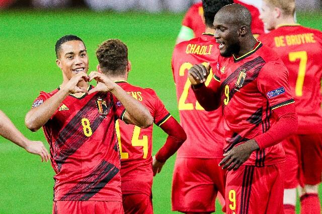 Bélgica vs. Rusia por la fecha 1 de la Eurocopa