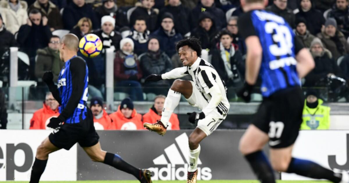 ¡Partidazo! Inter de Milán vs Juventus, una 'final anticipada' en la Copa de Italia