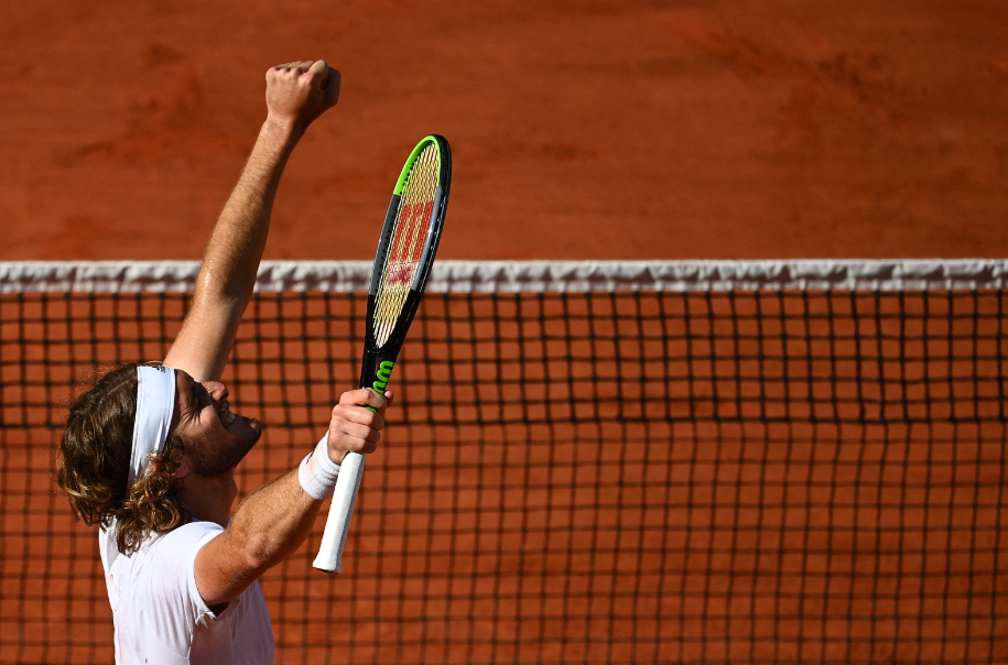 Stefanos Tsitsipas jugará la final de Roland Garros 2021.