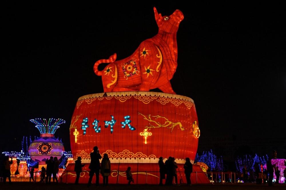 Arranca año nuevo chino y el signo en 2021 el signo es el buey de plata.