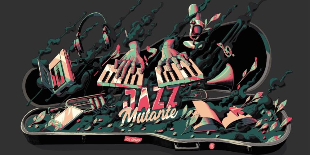 Jazz Mutante