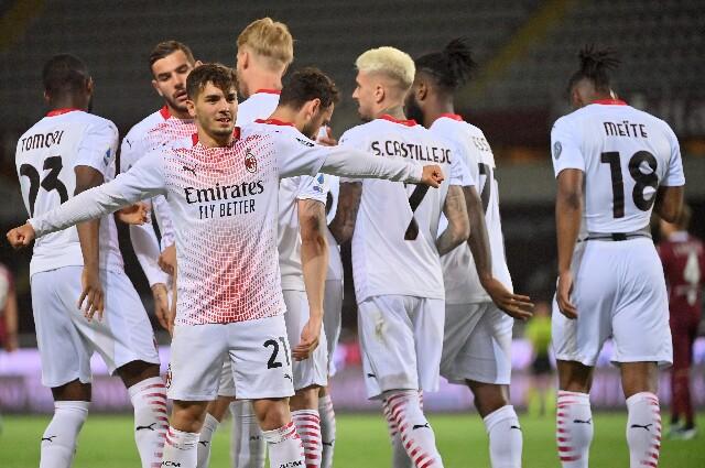 AC Milan, en la Serie A