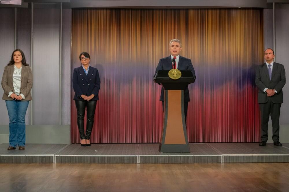 373530_Iván Duque // Foto: Presidencia
