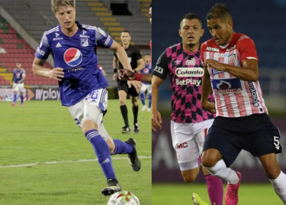 Millonarios vs Junior semifinales