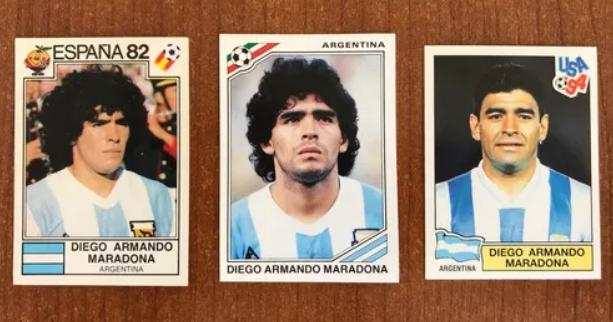 Panini Maradona