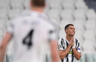 Cristiano Ronaldo elim