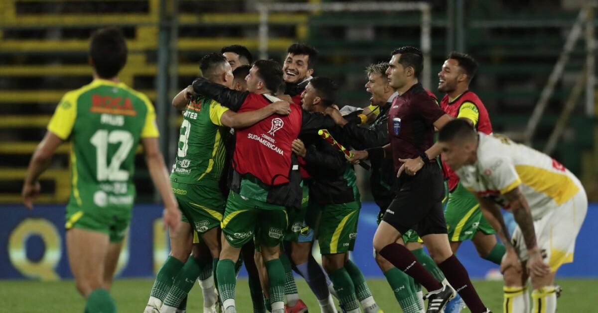 Defensa y Justicia, de Hernán Crespo, finalista de la Copa Sudamericana: venció 4-2 a Coquimbo Unido
