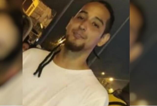 Nicolás Guerrero, joven asesinado en Cali