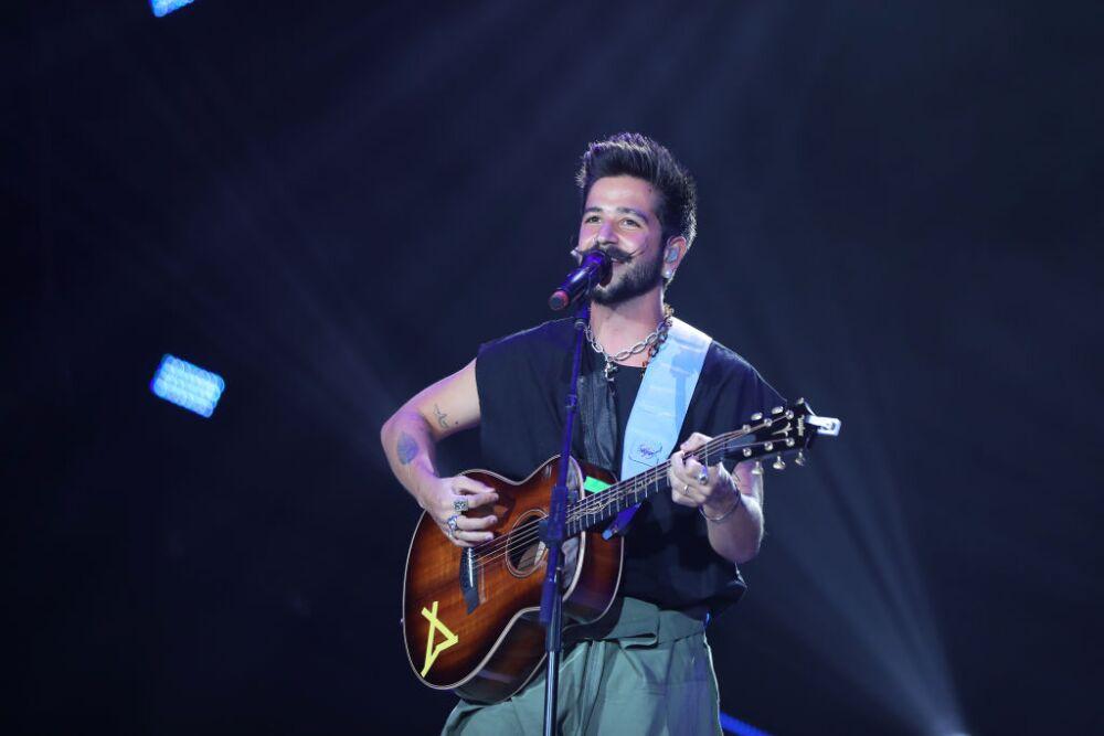 Camilo lidera las candidaturas de los Latin Grammy
