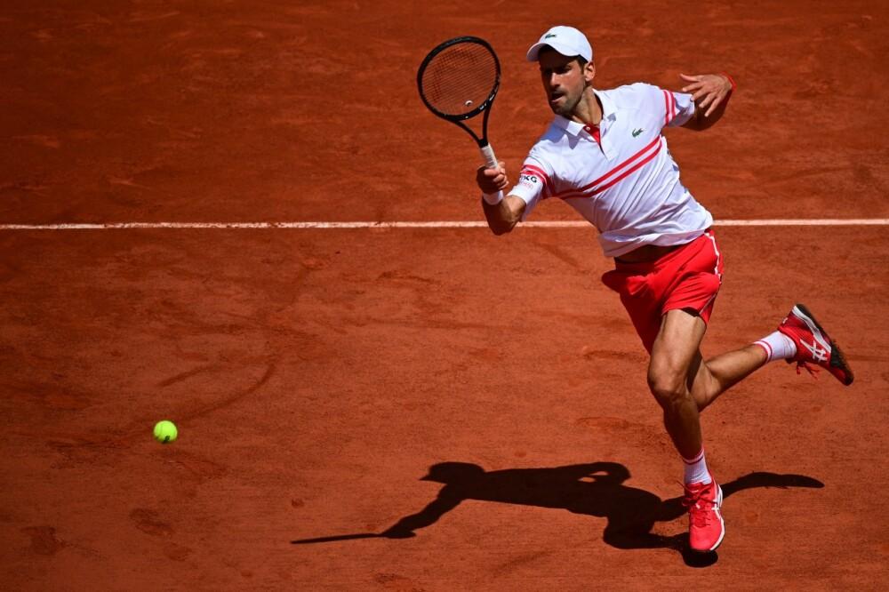 El serbio Novak Djokovic AFP.
