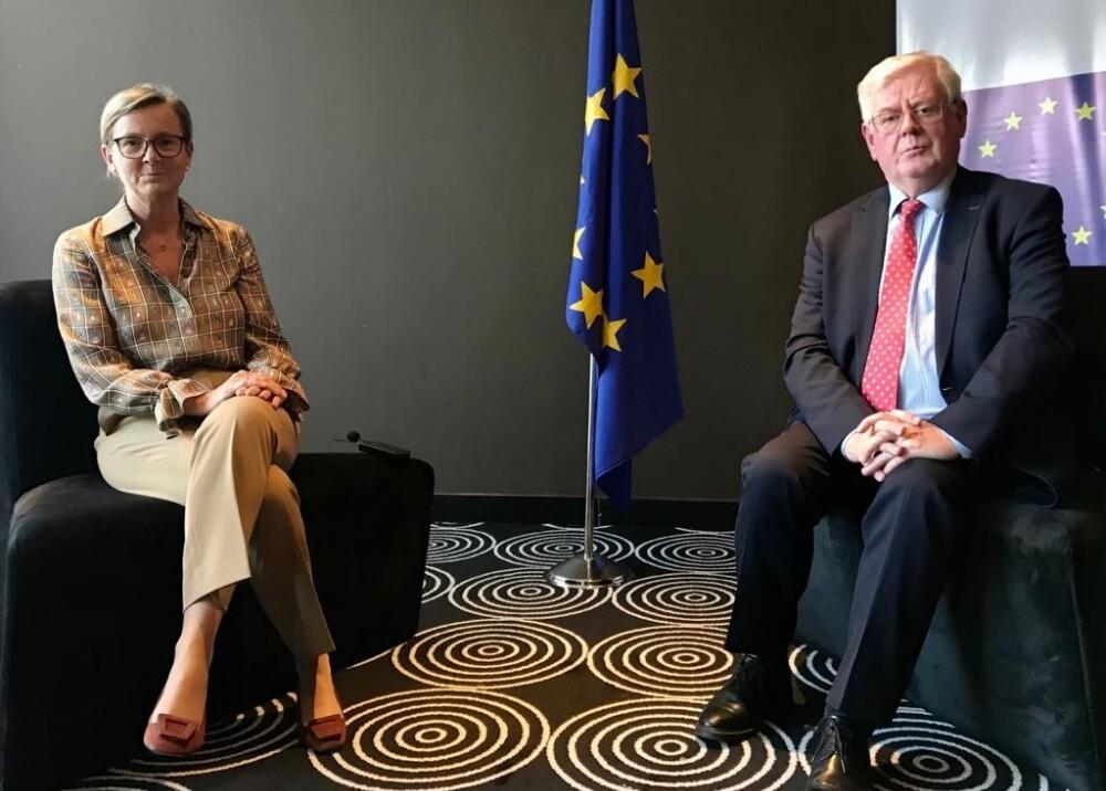 Enviado especial de la Unión Europea para la paz en Colombia Foto Suministrada.jpg