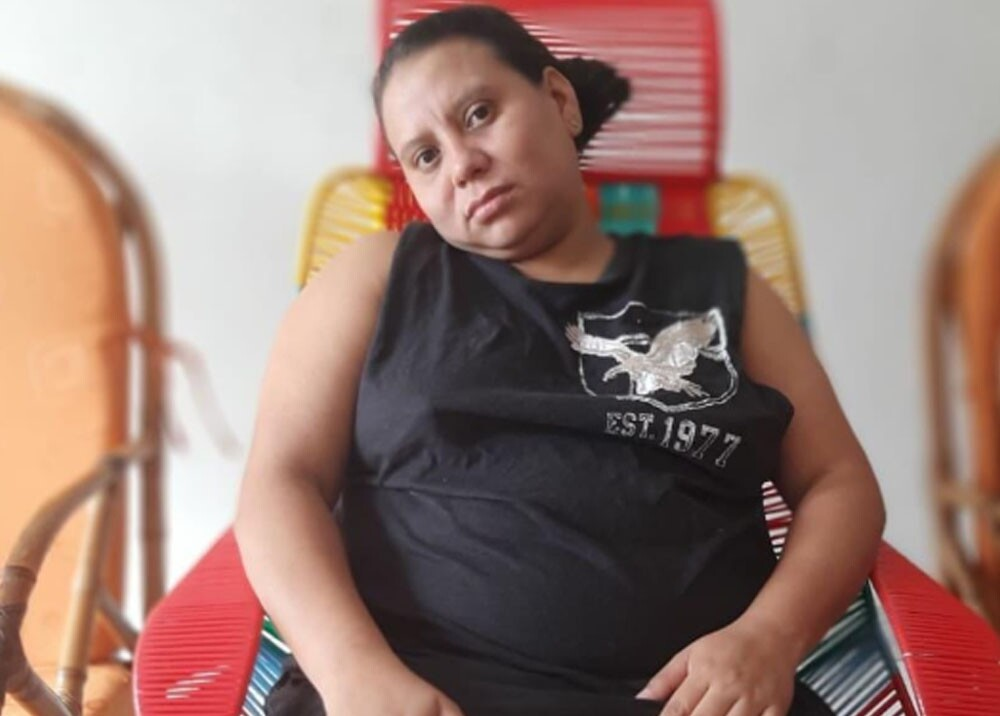 Yeidis Pérez, auxiliar de enfermería. Foto suministrada.jpg