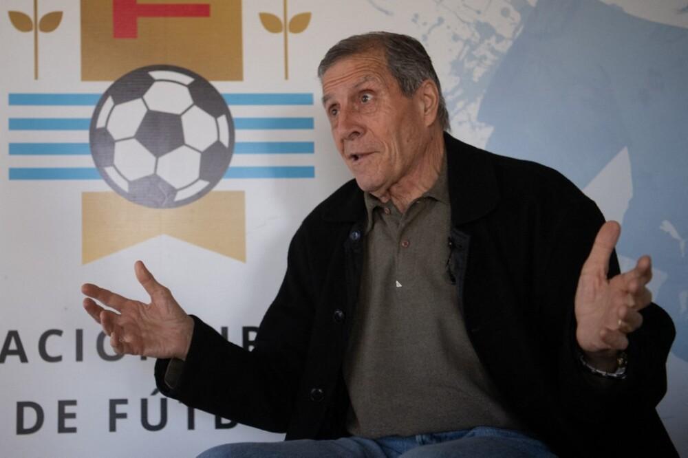 Técnico de Uruguay, Óscar Tabárez