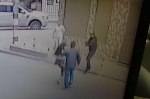 Hombre le disparó a su expareja y a su familia.JPG