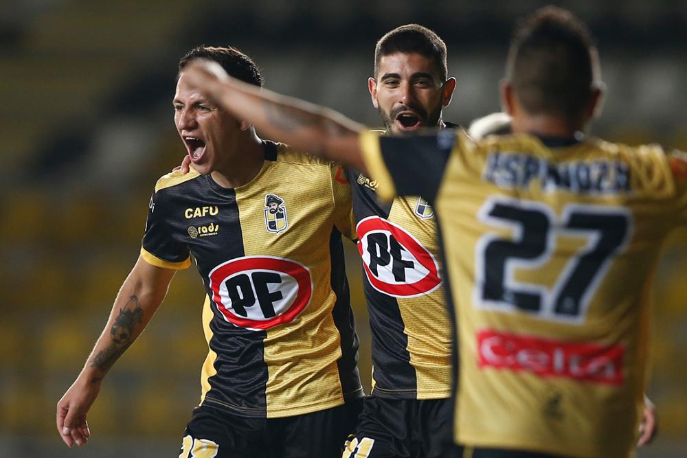 Jugadores de Coquimbo Unido. Getty Images.png