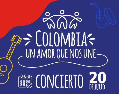 Colombia, un amor que nos une