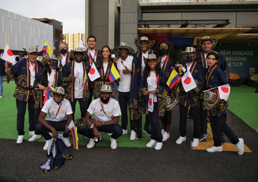 Colombia en la Inauguración de los Juegos Olímpicos Tokyo 2021.jpeg
