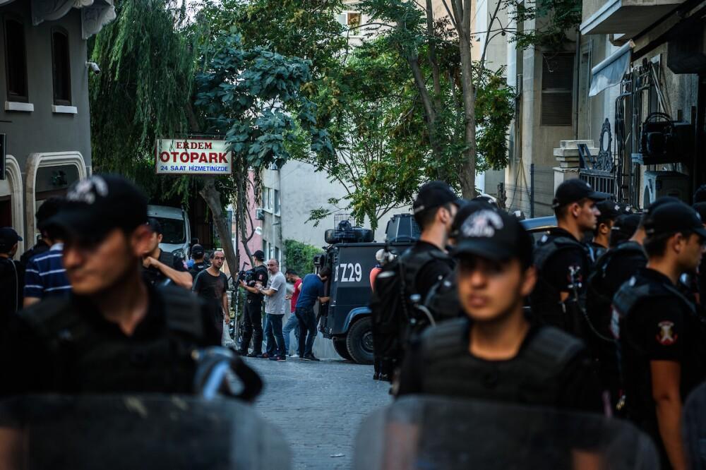 Golpe de Estado en Turquía 2016 / AFP