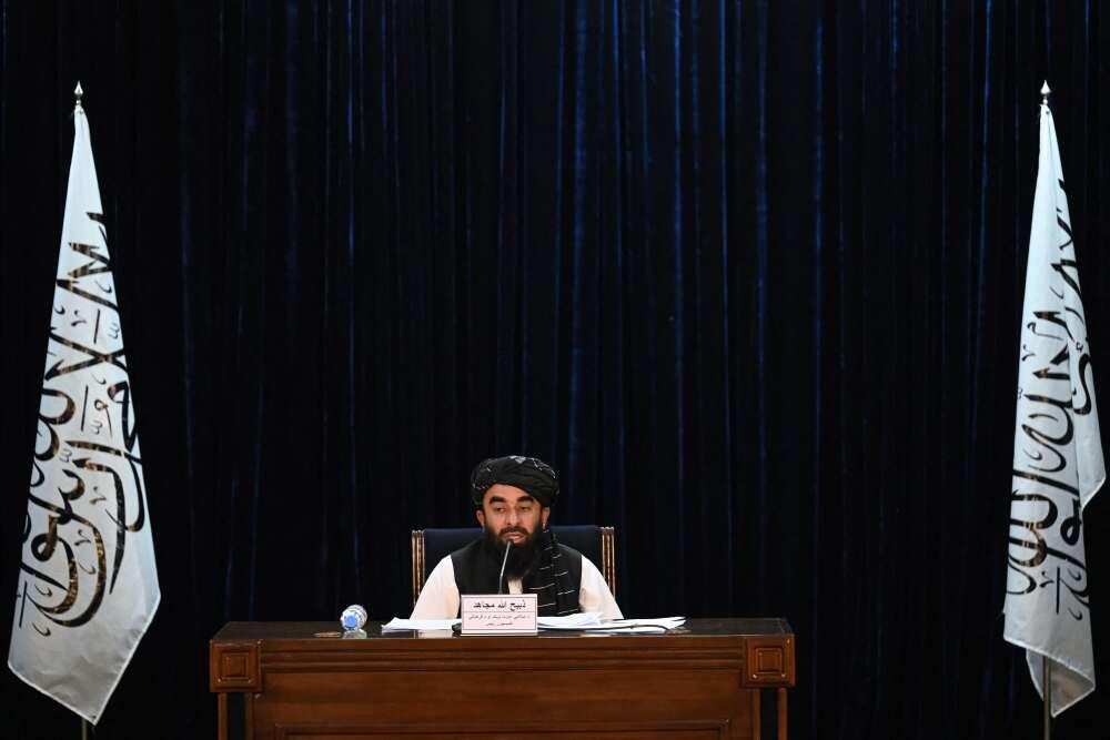Un gabinete sin mujeres, así es el Gobierno interino de los talibanes en Afganistán