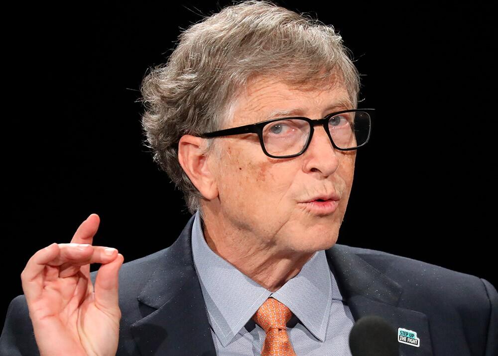 360971_Bill Gates // Foto: AFP