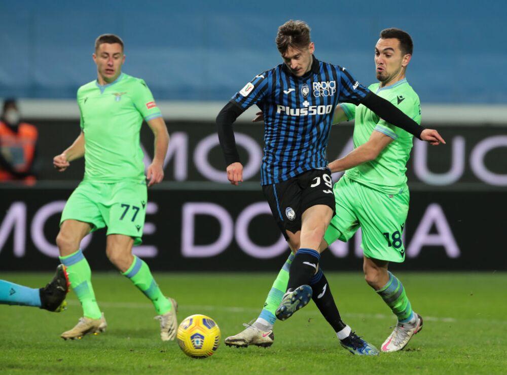 Atalanta vs. Lazio Miranchuk