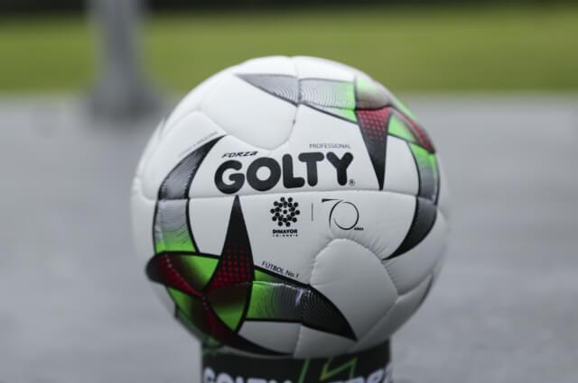 333080_Balón oficial del fútbol colombiano.