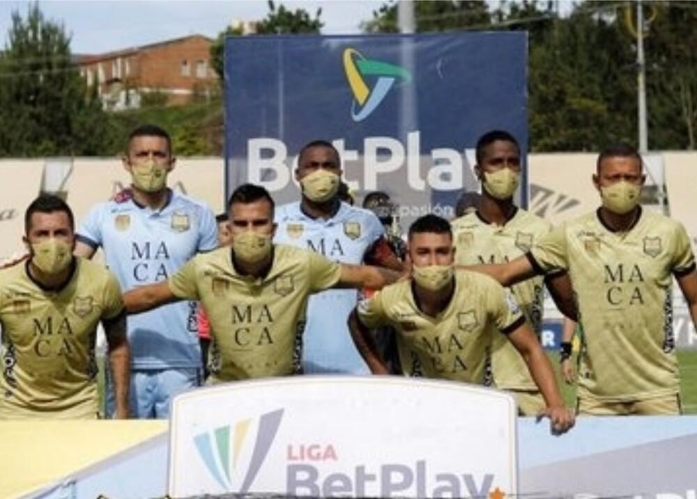 Águilas Doradas contra Boyacá Chicó Foto Twitter Águilas