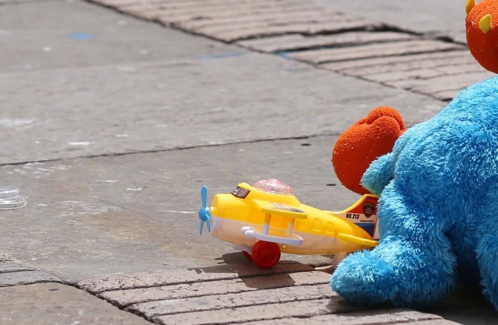 niño de 3 años murió atropellado en Argentina.jpeg