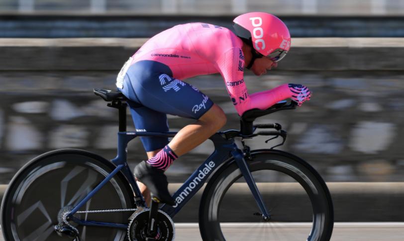 Rigoberto Urán saldrá a las 10:21 a.m. a la contrarreloj etapa 20 del Tour de Francia.