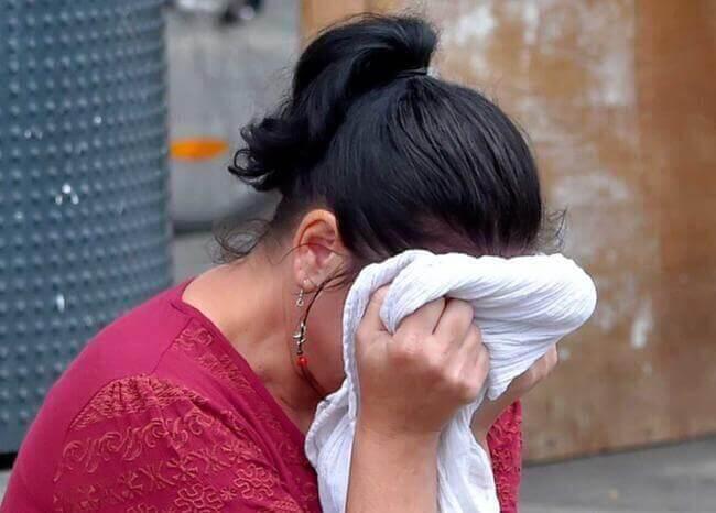 369887_Violencia // Foto: Referencia AFP