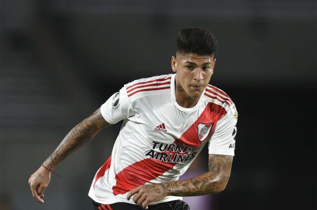 333004_Jorge Carrascal, jugador colombiano en River Plate