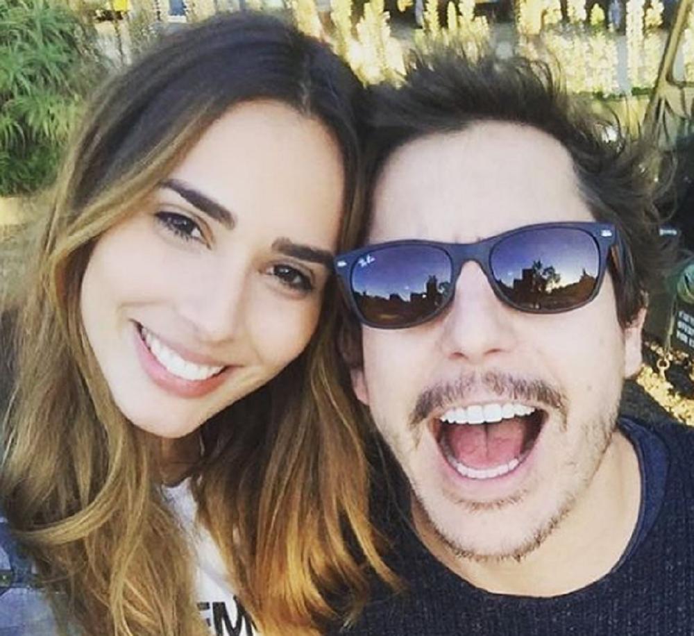 345739_BLU Radio. María Alejandra Manotas y Alejandro Riaño / Foto: Instagram marimanotas