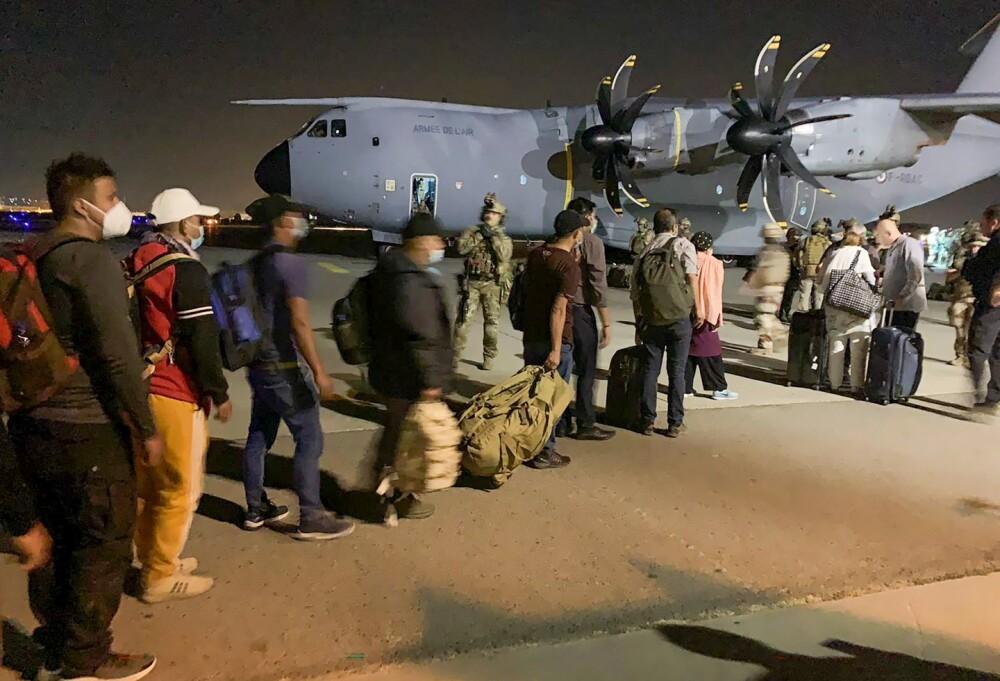 Migrantes en Afganistán