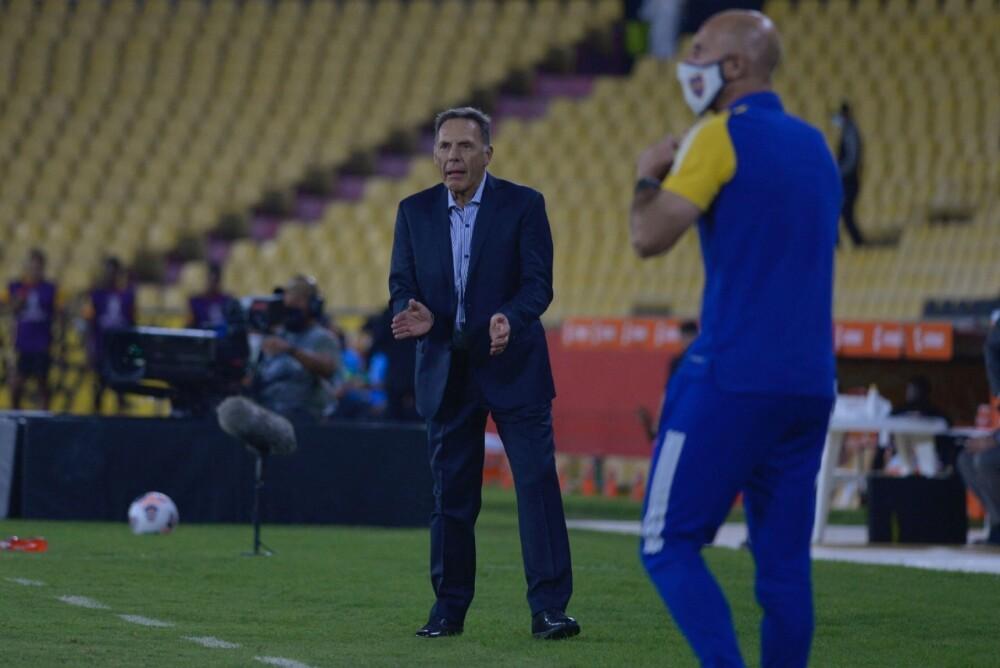Miguel Ángel Russo AFP Boca Juniors.