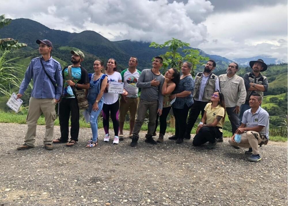 Expedición en el Parque Nacional Los Picachos Foto Suministrada.jpg