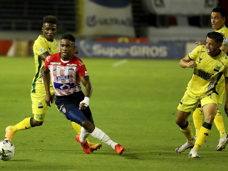 Junior vs Bucaramanga