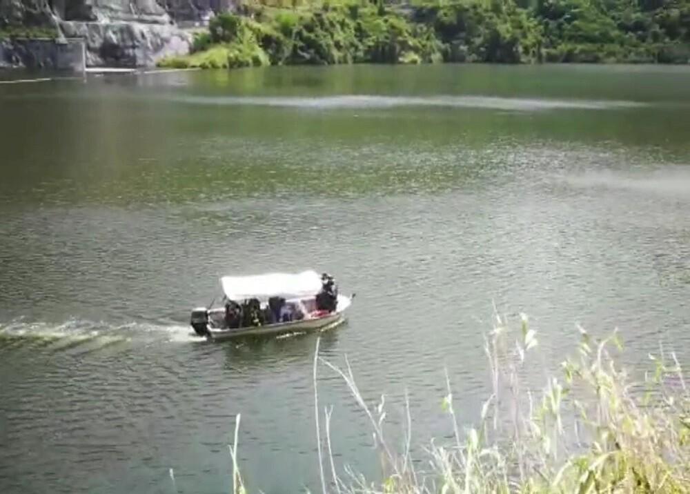371808_BLU Radio. Camping en represa Topocoro / Foto: Policía de Bucaramanga