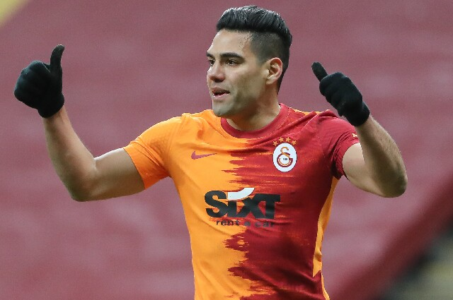 Radamel Falcao García, no continuará en Galatasaray