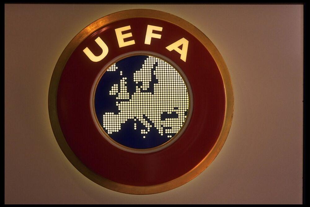 The U.E.F.A. Logo