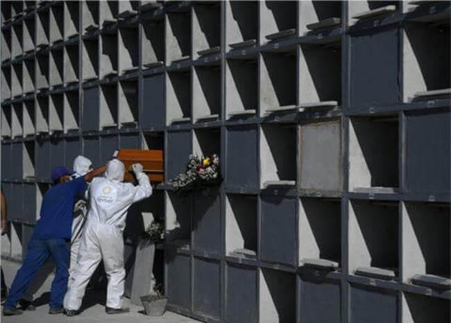 365132_Brasil_Coronavirus // Foto: Referencia AFP