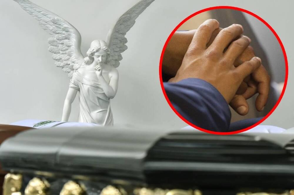 Mujer murió en plena boda