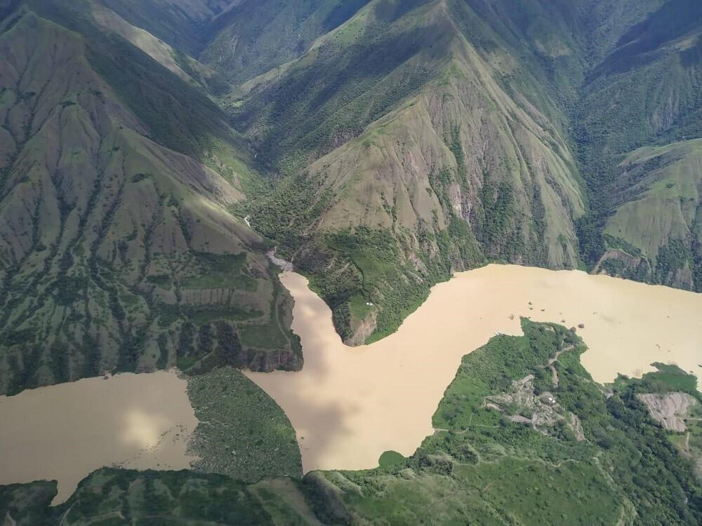 336152_BLU Radio. Área de influencia de Hidroituango / Foto: @ANLA_Col