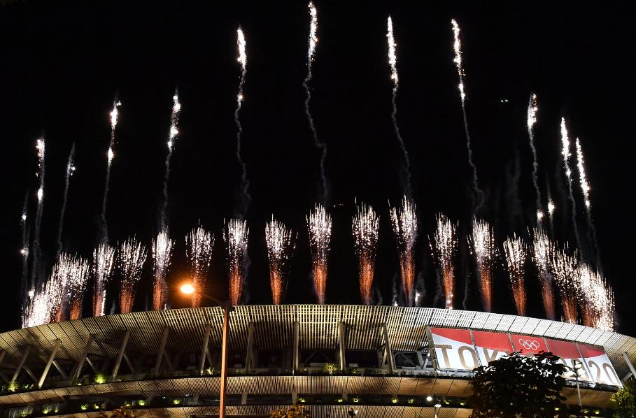 Finalizaron los Juegos Olímpicos Tokio 2020.