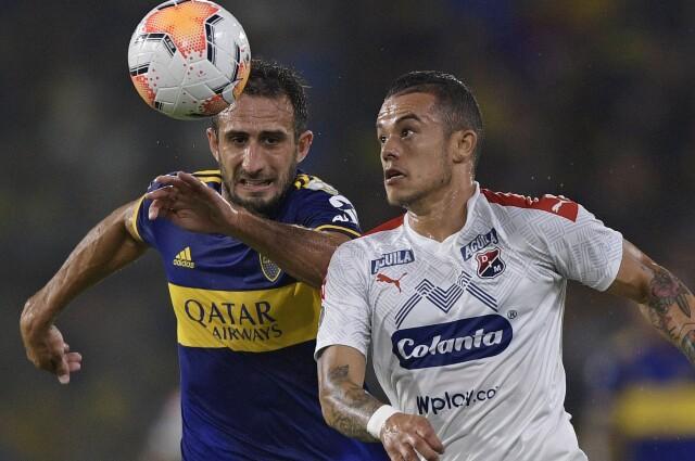 Medellín vs Boca Juniors