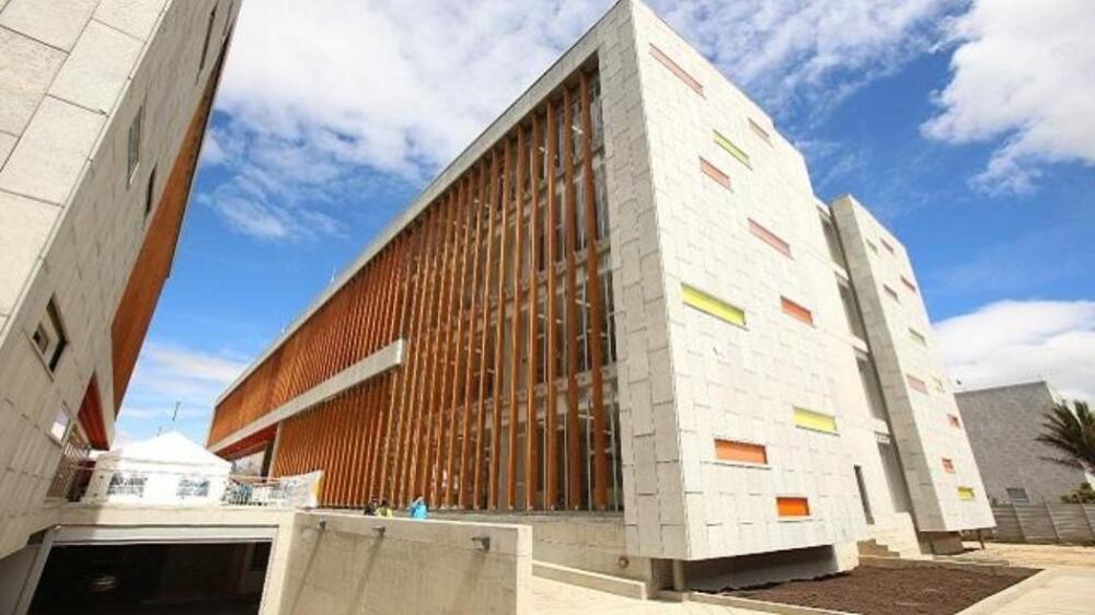 Universidad Distrital Bogotá