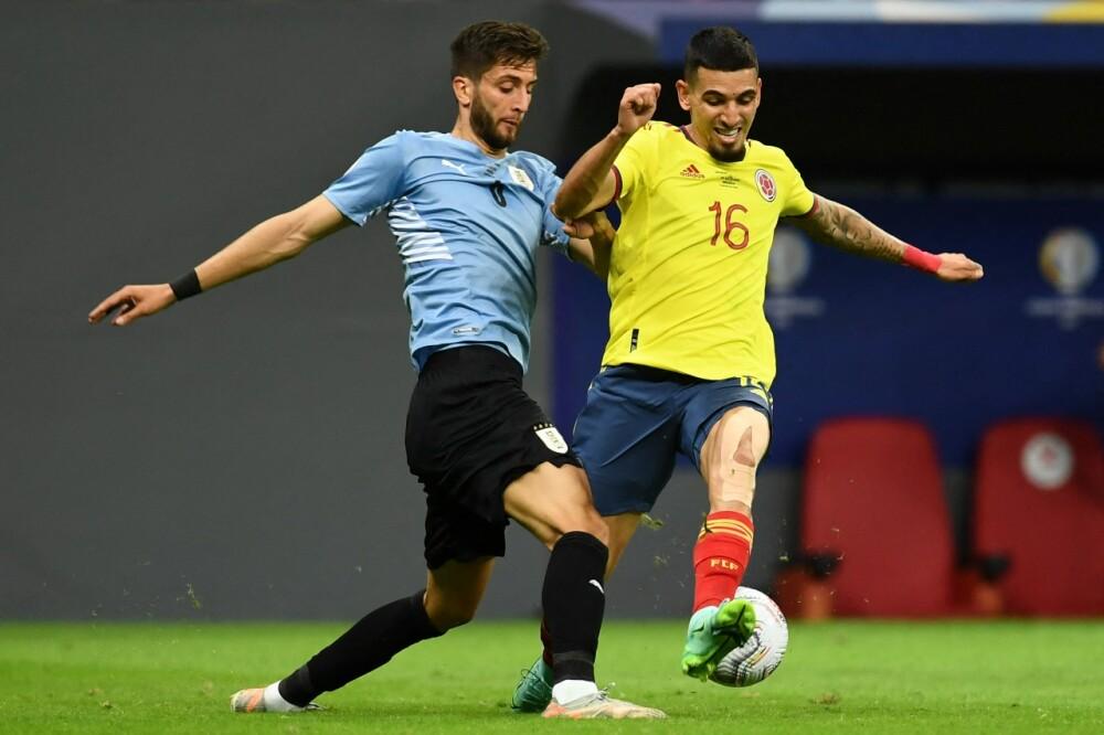 Daniel Muñoz Selección Colombia aFP.