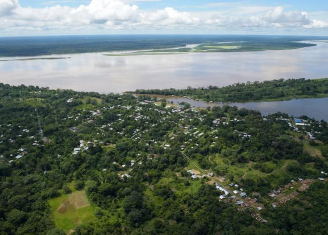 363922_Amazonas // Foto: AFP